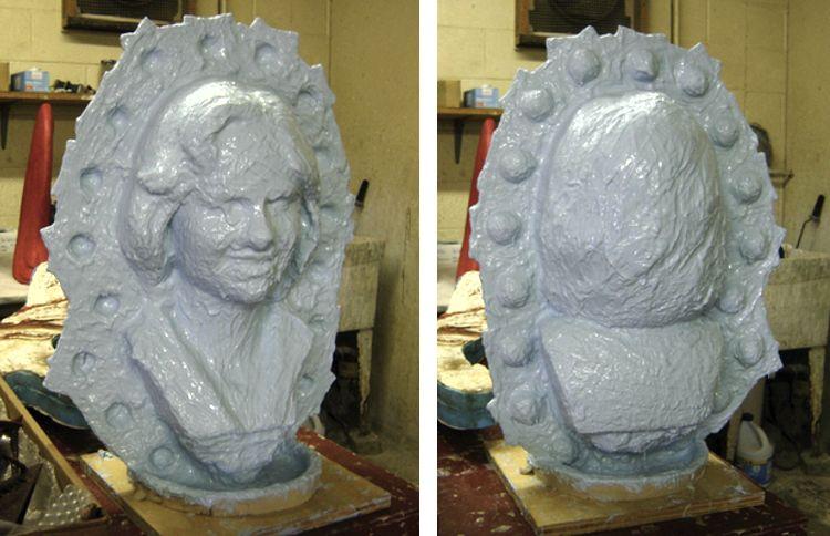 custom-bronze-bust-process-2-mold